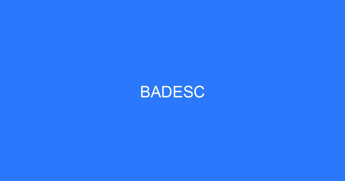 BADESC