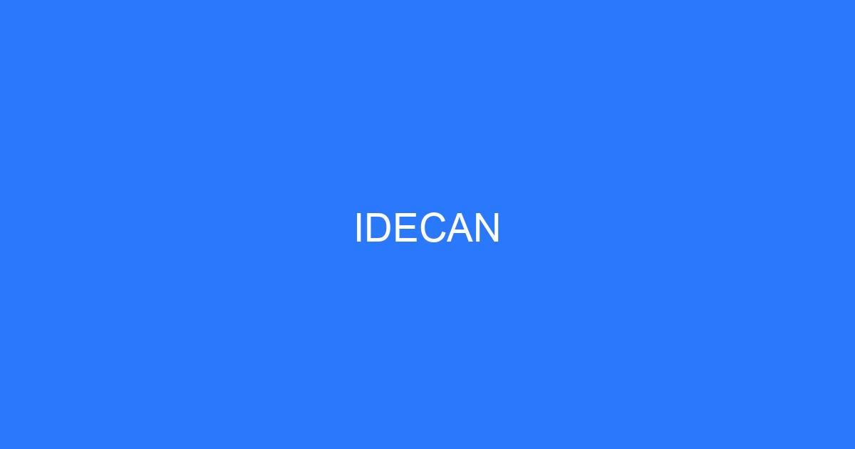 IDECAN