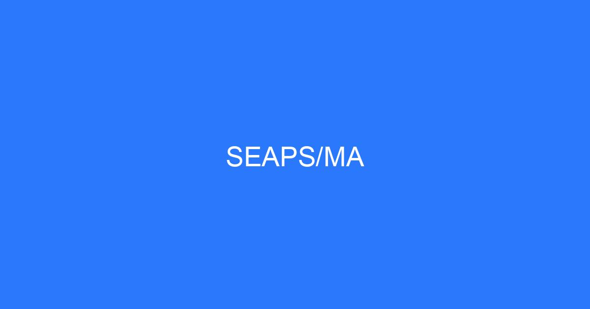 SEAPS/MA