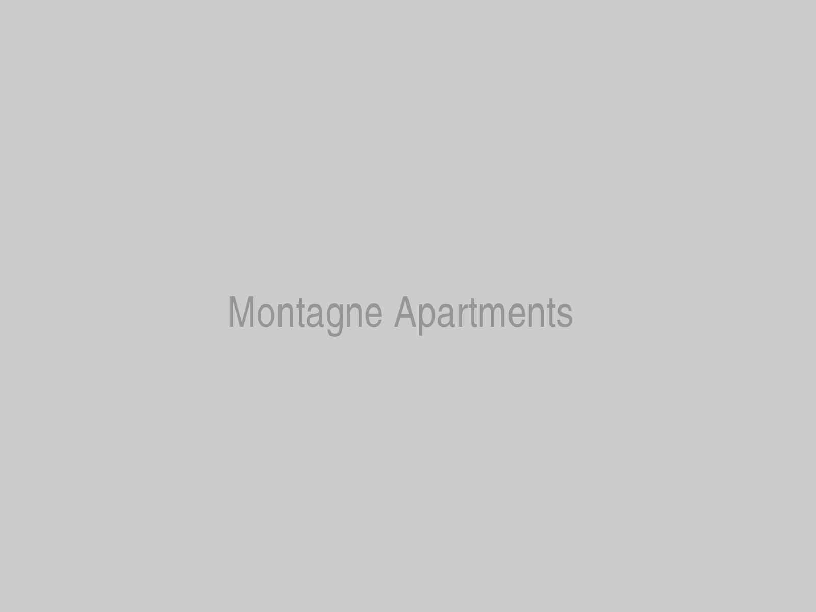 Montagne Apartments
