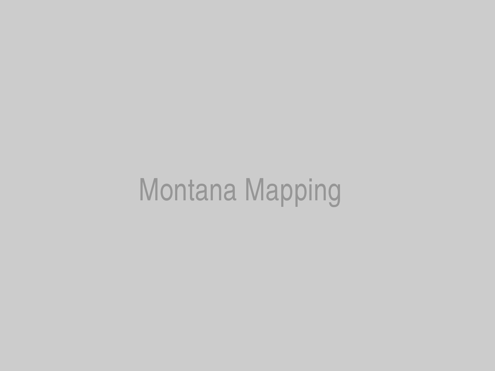 Montana Mapping & GPS