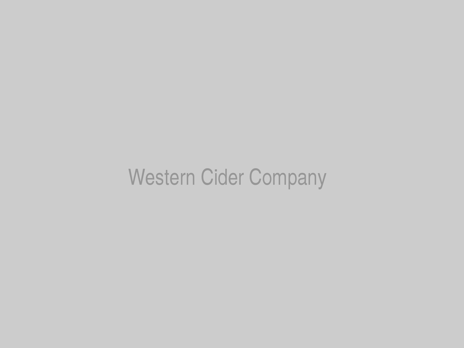Western Cider Company