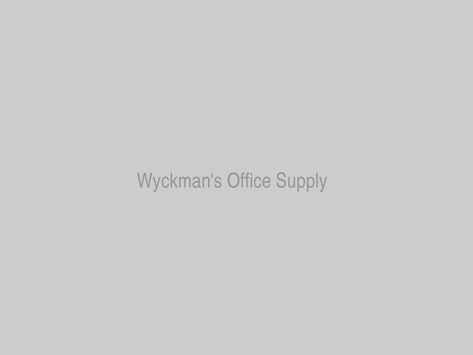 Wyckman's Office Supply